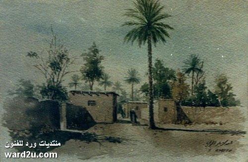 الفنان التشكيلى العراقى عبد الامير علوان