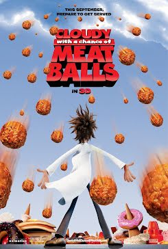 Lluvia de albóndigas - Cloudy with a Chance of Meatballs (2009)