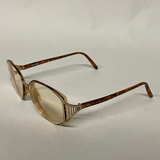 Fendi Vintage Rx Eye Glasses