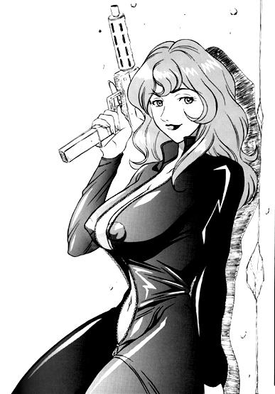 Fujiko Hentai, Warrior Girls 2