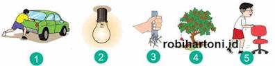 Kunci Jawaban Buku Kelas 4 SD Pembelajaran 1 Tema 7 Subtema 1