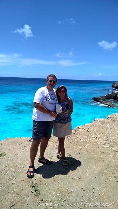 Da qualche parte, fra gli incredibili colori di Bonaire