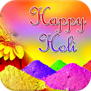 Happy Holi GIF & Messages 2018