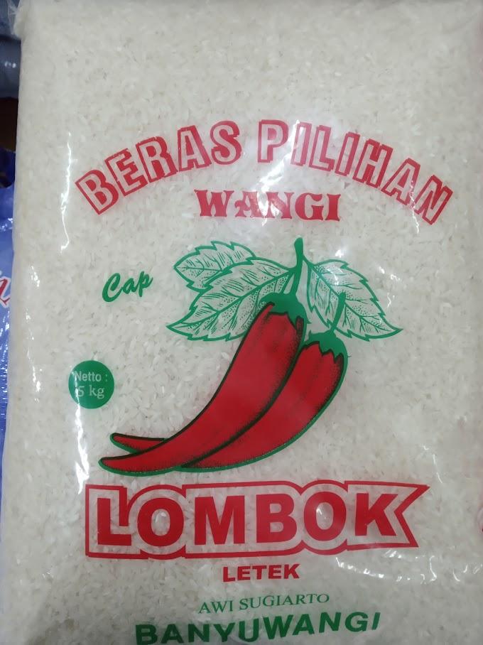 beras lombok 5Kg