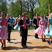 Koninginnedag in het Leijpark van Tilburg, Big Caz & the 4 Bobs en Dance to the 60's (6).JPG