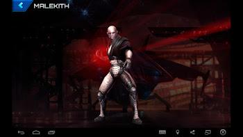 Malekith - Thor: O Mundo Sombrio