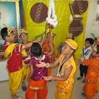 Janmashtmi Celebration (Pre-Primary) 19-8-14
