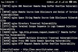 Cara Install Dan Menjalankan Vulscan Web Vulnerability (Termux)