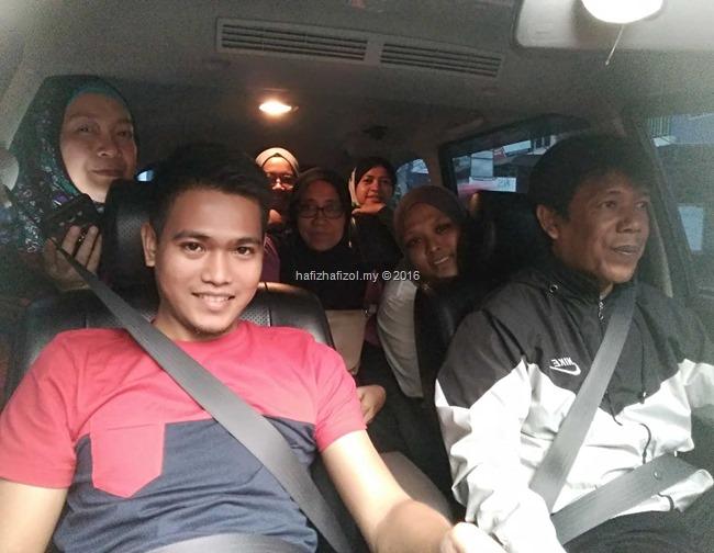 Percutian ke Bandung, Indonesia-Day 3
