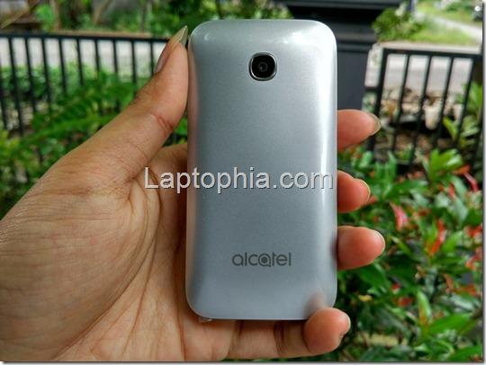 Unboxing Alcatel 2051D, Ponsel Lipat Murah Meriah