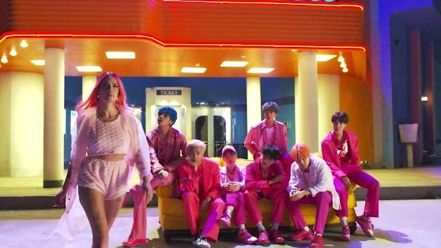 Parceria entre BTS e Halsey será lançada nessa sexta, confira o teaser