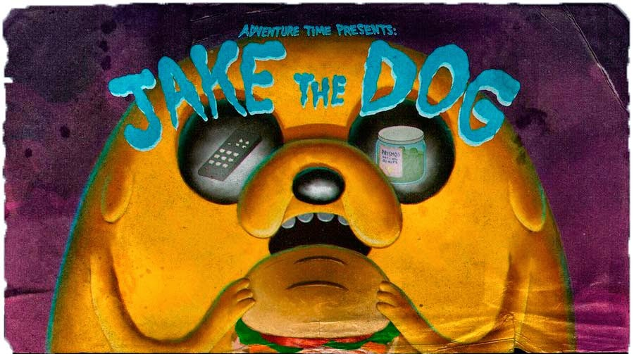 Jake o Cão