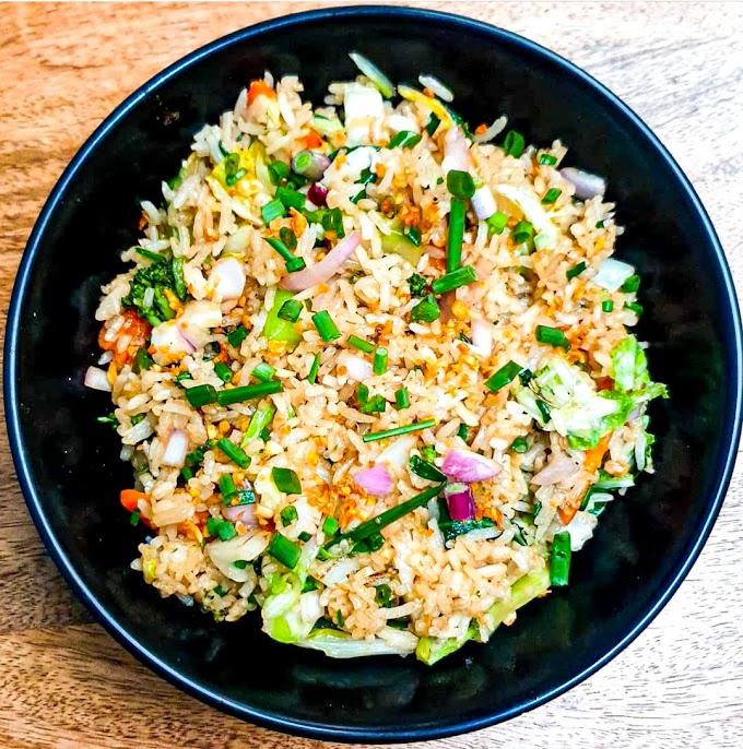 Japanese Chahan Recipe | Breakfast Care