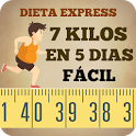 Dieta Express Fácil icon