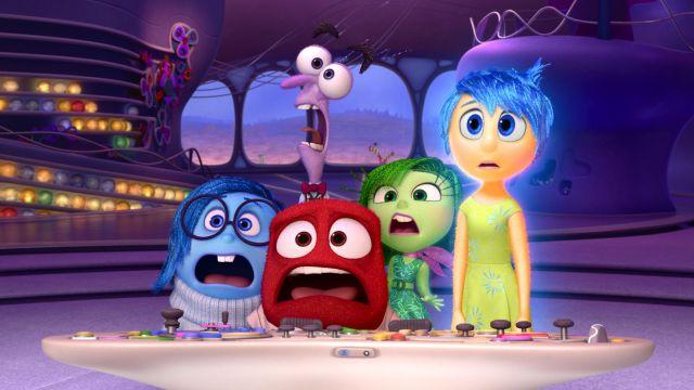 Insıde Out - 2015 En İyi Filmler