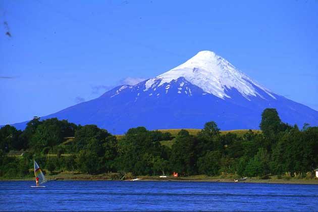 Гора Аконкагуа