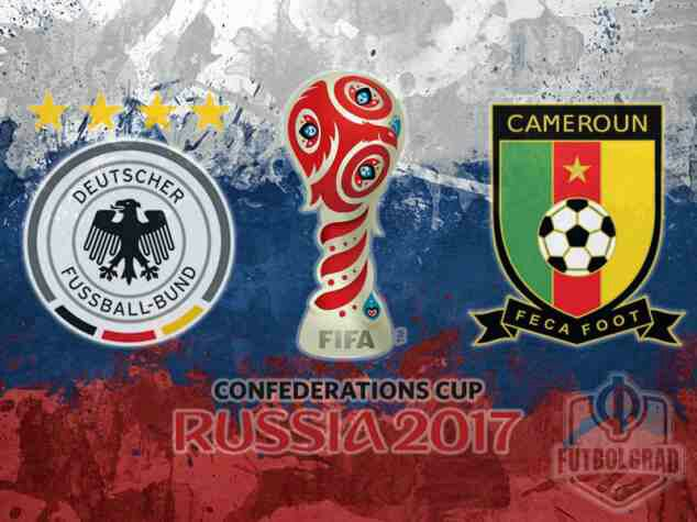 Germany 3 Cameroon 1: World champions top Confederations Cup group