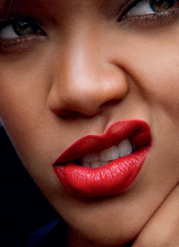 rihanna 2011 photoshoot. Rihanna#39;s Vogue photoshoot