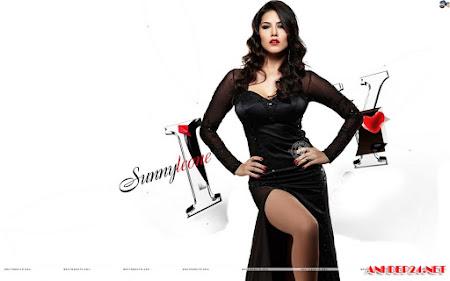 Người đẹp lưỡng tính Sunny Leone với bộ ảnh cực gợi cảm