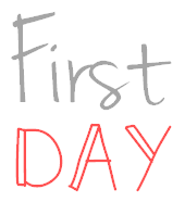 First Day MudpiesandMakeupNew