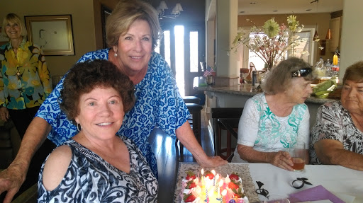 Happy Birthday Carole & Karen - 1