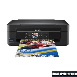 Reset Epson XP-303 End of Service Life Error message