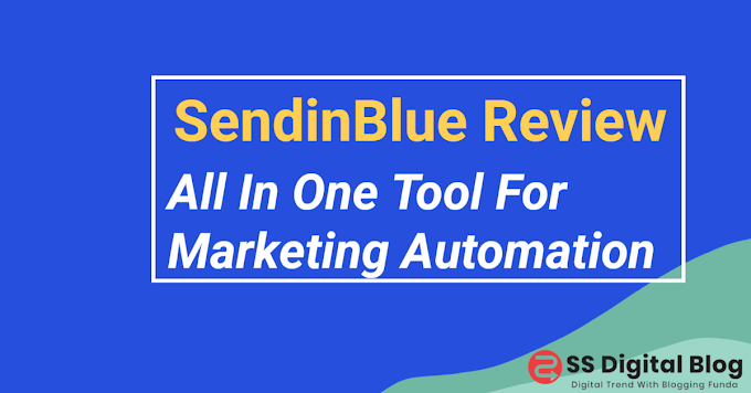SendinBlue Review 2021 - All In One Tool For Marketing Automation
