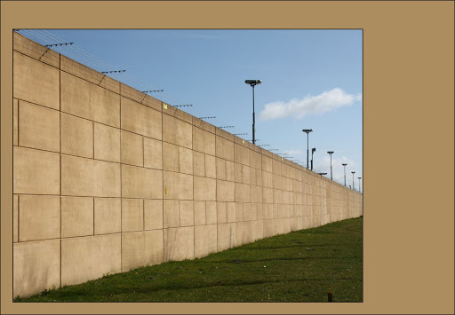 Gevangenis Amerswiel Zuyderbos Heerhugowaard