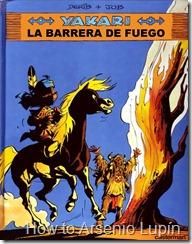 Yakari 19 - La Barrera de Fuego (By Alí Kates)