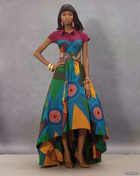 shweshwe dresses designs ideas for woman in 2018 6