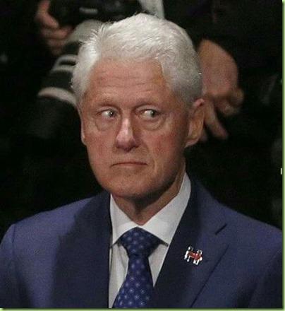 bill's eyes