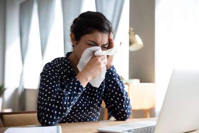 العلاجات المنزلية للالتهاب الرئوي