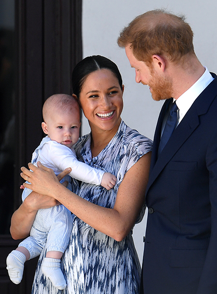 How Meghan Markle's Baby's Birth Announcement will be so Different to Archie's