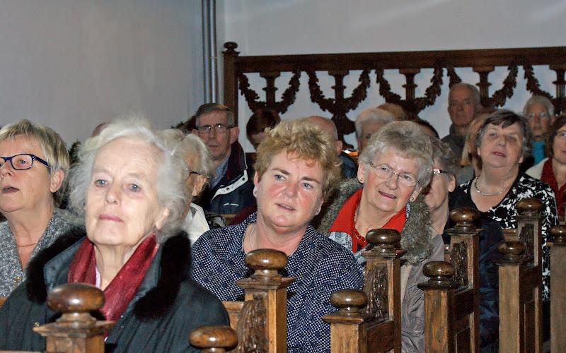 Publiek in Pieterburen