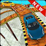 Car Parking Simulator : Multi Storey Adventure 3d Icon