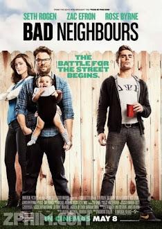 Người Thành Thị - Neighbors (2014) Poster