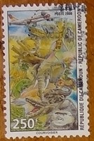 timbre Cameroun 003
