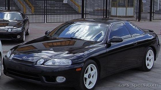 1996 lexus sc300 specs