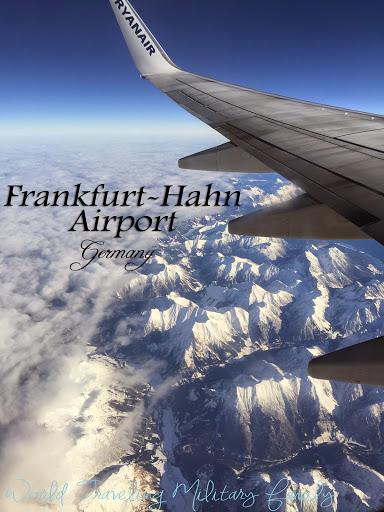 Frankfurt Hahn Airport - Germany