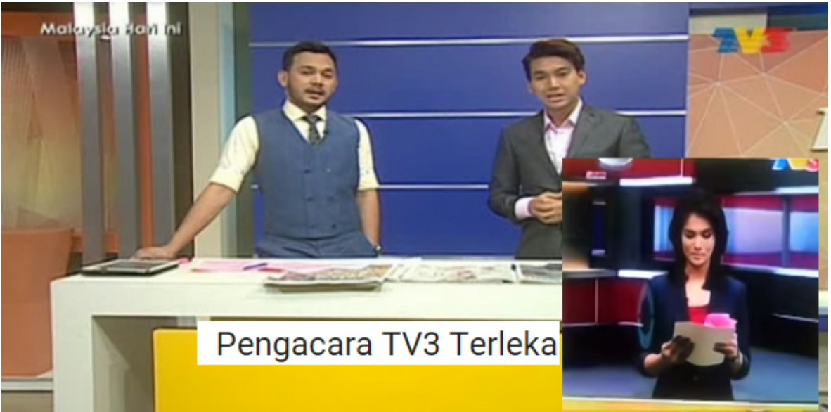 tv3 pakai bikini Pengacara