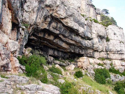 senderismo: Mont Caro por el barranco de Lloret