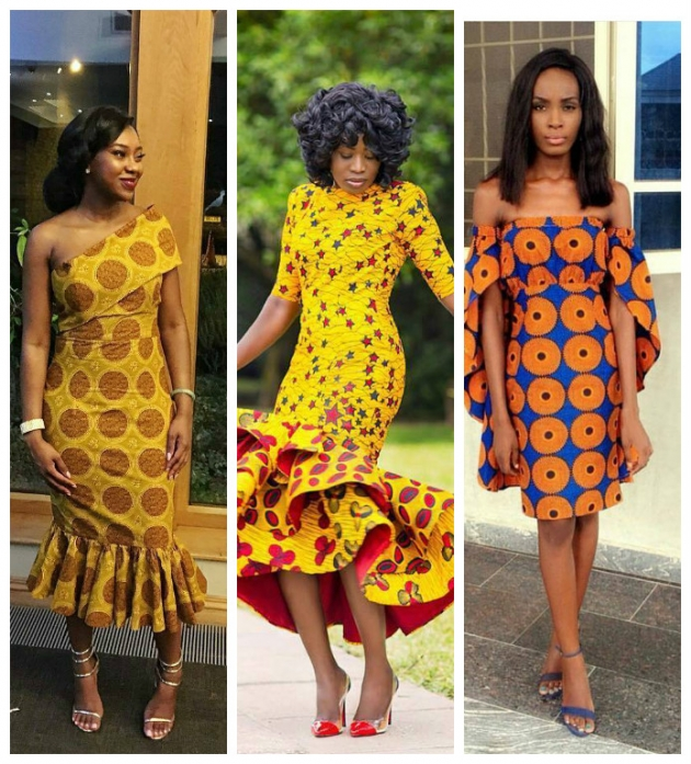 AMAZING  WORK DRESS FOR SOUTH AFRICAN LADIES 5