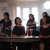 Kitty, Reba, Ivana, Billie, Sooki - Production shot - Spanish Fitzroy video shoot