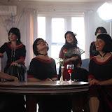 Kitty, Reba, Ivana, Billie, Sooki - Production shot - Spanish Fitzroy video shoot