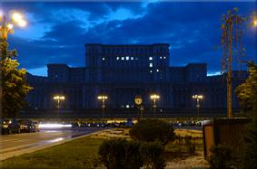 Palacio del Parlamento - Bucarest