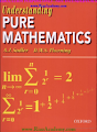 Understanding Pure Mathematics by A.J Sadler and D.W.S Thorning