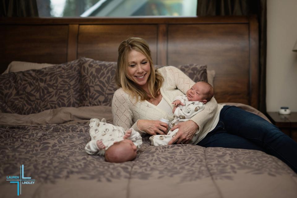Tahoe Newborn Photographer
