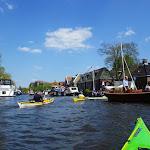 262-We varen via de Woudvaart Sneek uit...