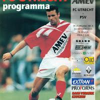 FCU Programmaboekjes 1995-96