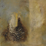 'Nest' 8x8 Mixed media,oil on canvas SOLD